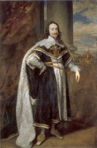 Anglického panovníka Karla I. odmítl kat popravit!