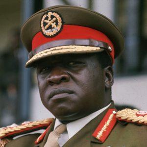 Podle odborníků trpěl Idi Amin bipolární poruchou osobnosti.