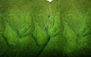 Skutečné vodopády z Jurského parku
