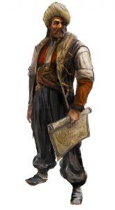 Turecký námořník Piri Reis platil za jednoho z nejlepších kartografů své doby.