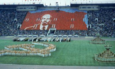 Zahajovací ceremoniál nezapřel, jaký režim v pořádající zemi vládl.