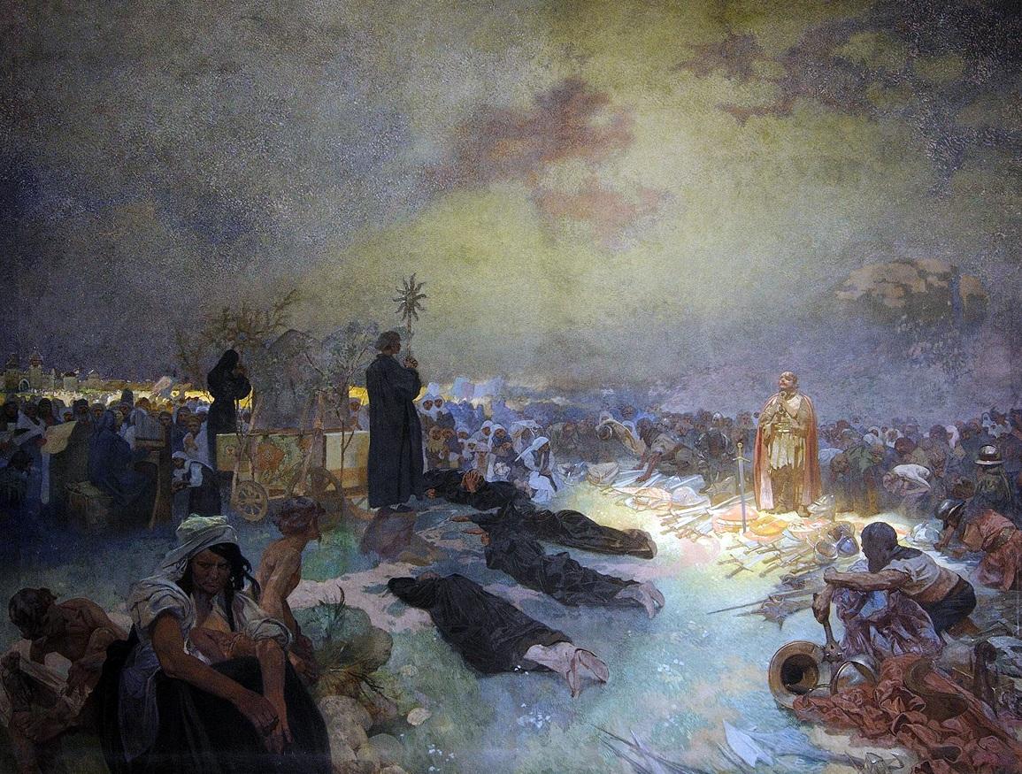 Po krachu na Vítkově končí neúspěchem i celá první křížová výprava proti husitům.