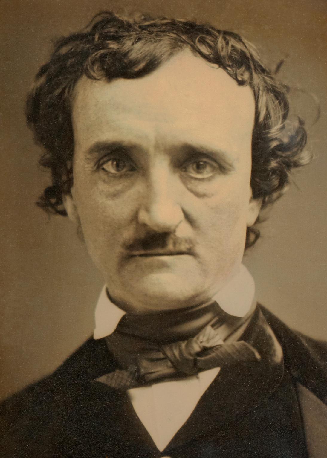 Edgar Allan Poe napíše děsivý příběh, který se později skutečně stane.