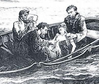 Vysílení námořníci mají jasno – jeden z nich musí zemřít, aby ostatní přežili.
