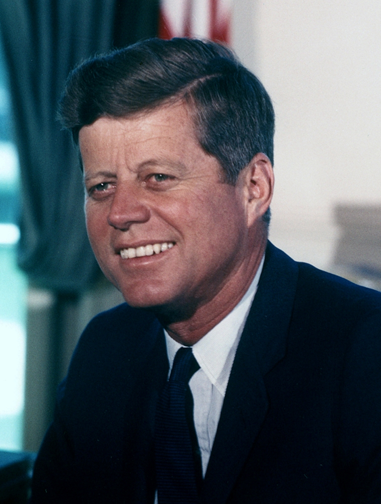 Kennedy je miláčkem Američanů.