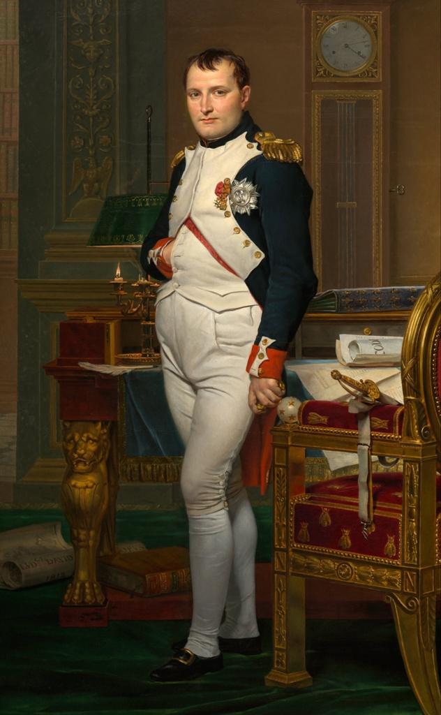 Napoleon ji však zakáže.