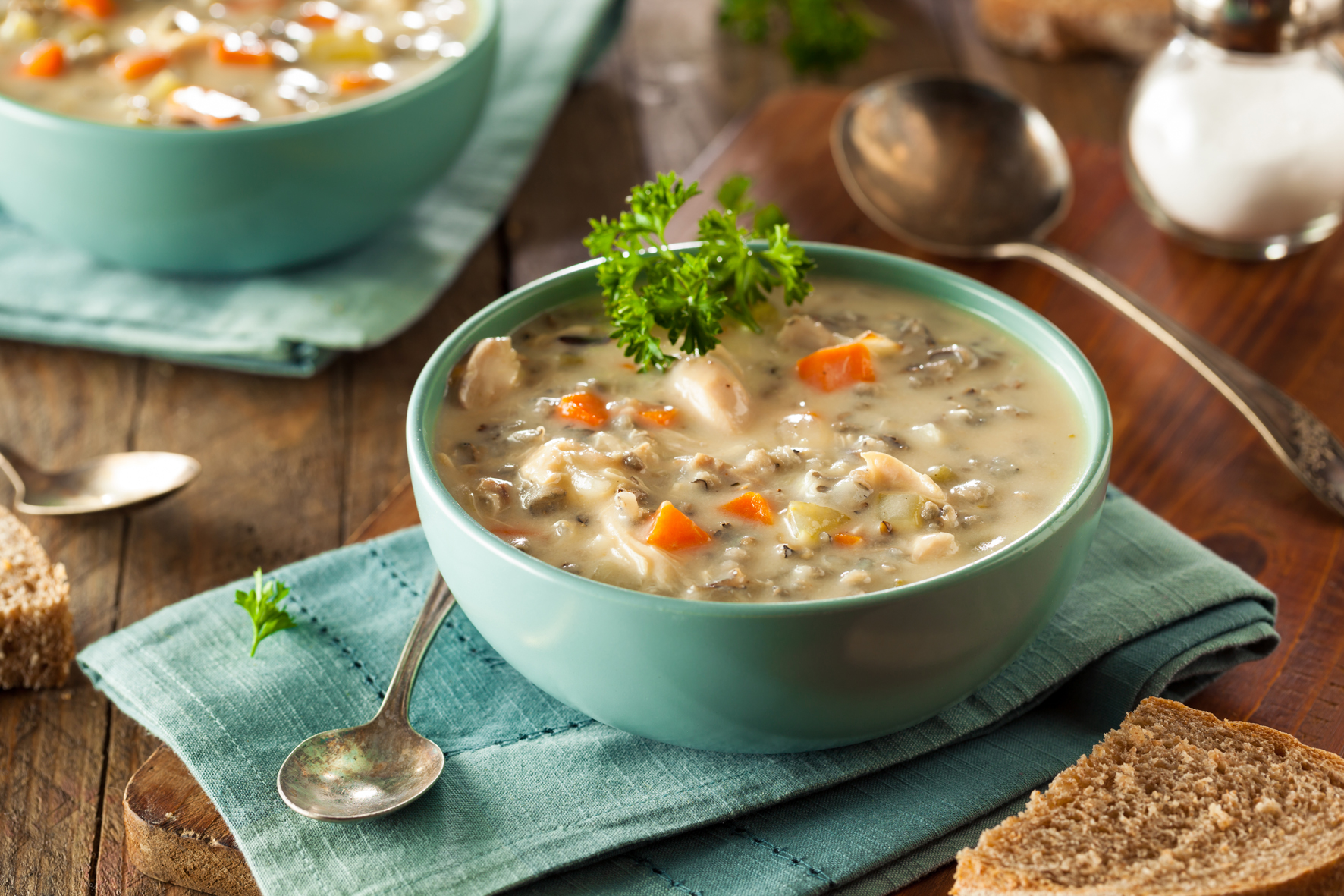 Doporučuje především jídla pečená, dušená a husté vydatné polévky