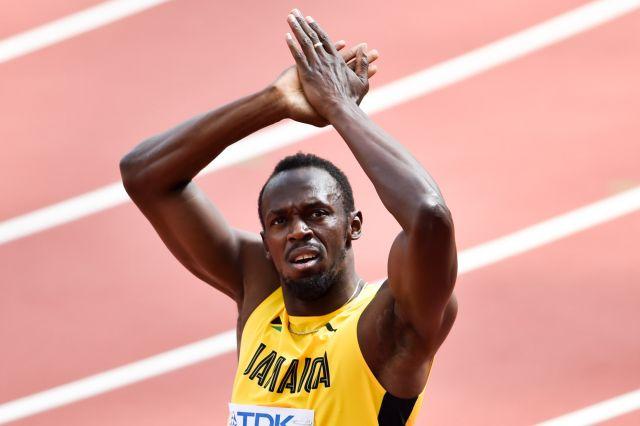 Nejrychlejším člověkem planety je jamajský sprinter Usain Bolt.
