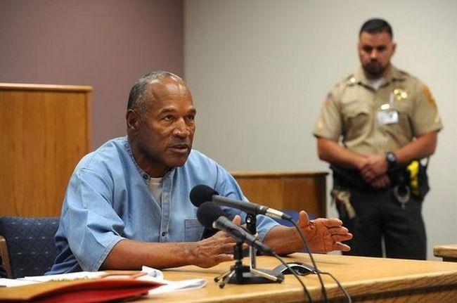 V říjnu letošního roku je Simpson propuštěn na kauci.