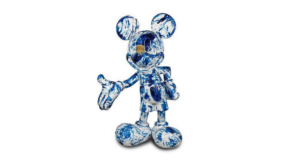 Postavička Mickey Mouse dostala novou podobu