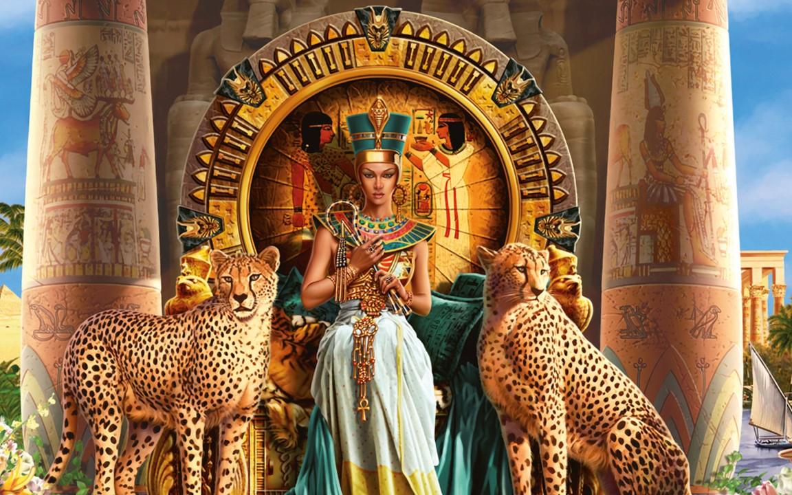 Kleopatra měla velmi ambiciózní plány na vybudování velkého světového impéria.