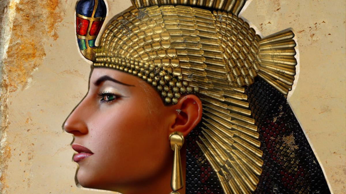 O co se egyptská Královna pokusila, toho většinou dosáhla.