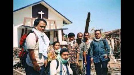 Zachránili se místní křesťané pouhou shodou okolností, nebo vše zařídil Bůh?