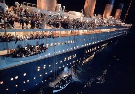 Hnala se Američanka Constance Willard k záchranným člunům i díky věštbě?