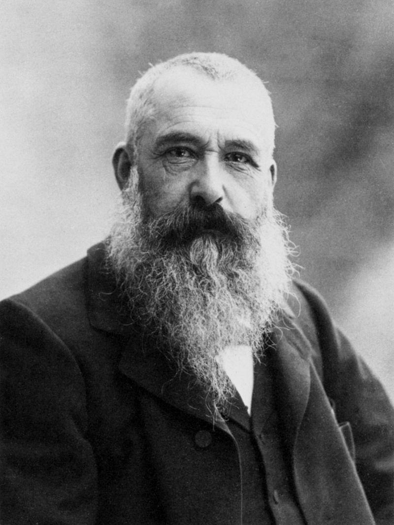 Claude Oscar Monet (1840–1926) se věnoval nejen malbě, ale také grafice.