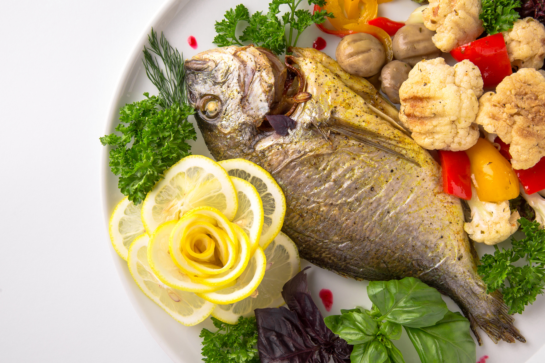 Na stole nesmějí chybět ryby