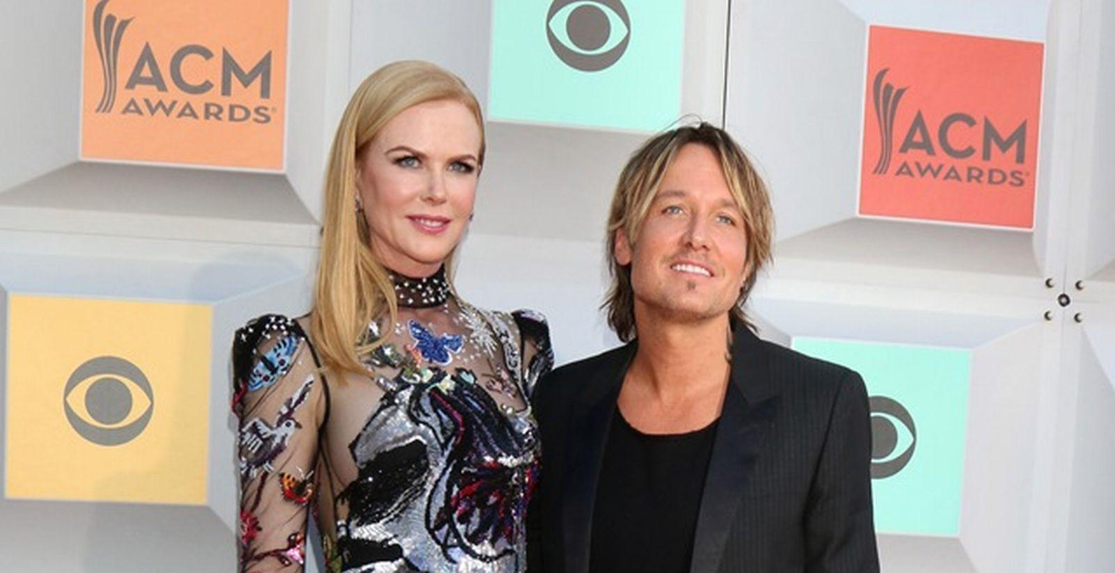 Keith Urban a Nicole Kidman