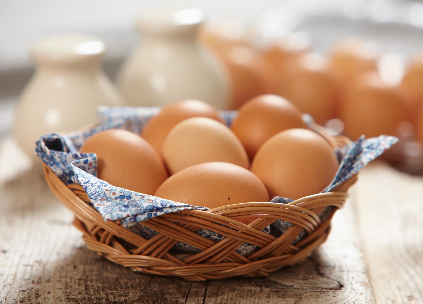 Umíte to s vajíčky?