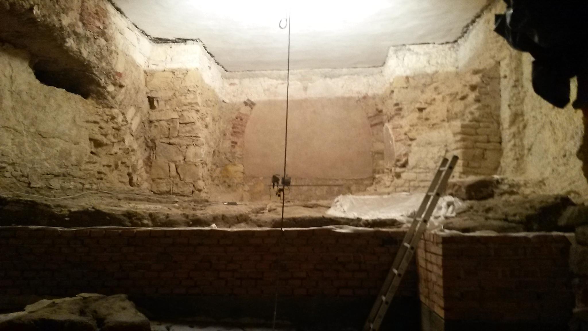 Po základech rotundy pátrali archeologové přes 300 let.