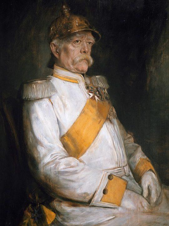Bismarck volá po rychlém dobytí francouzské metropole.