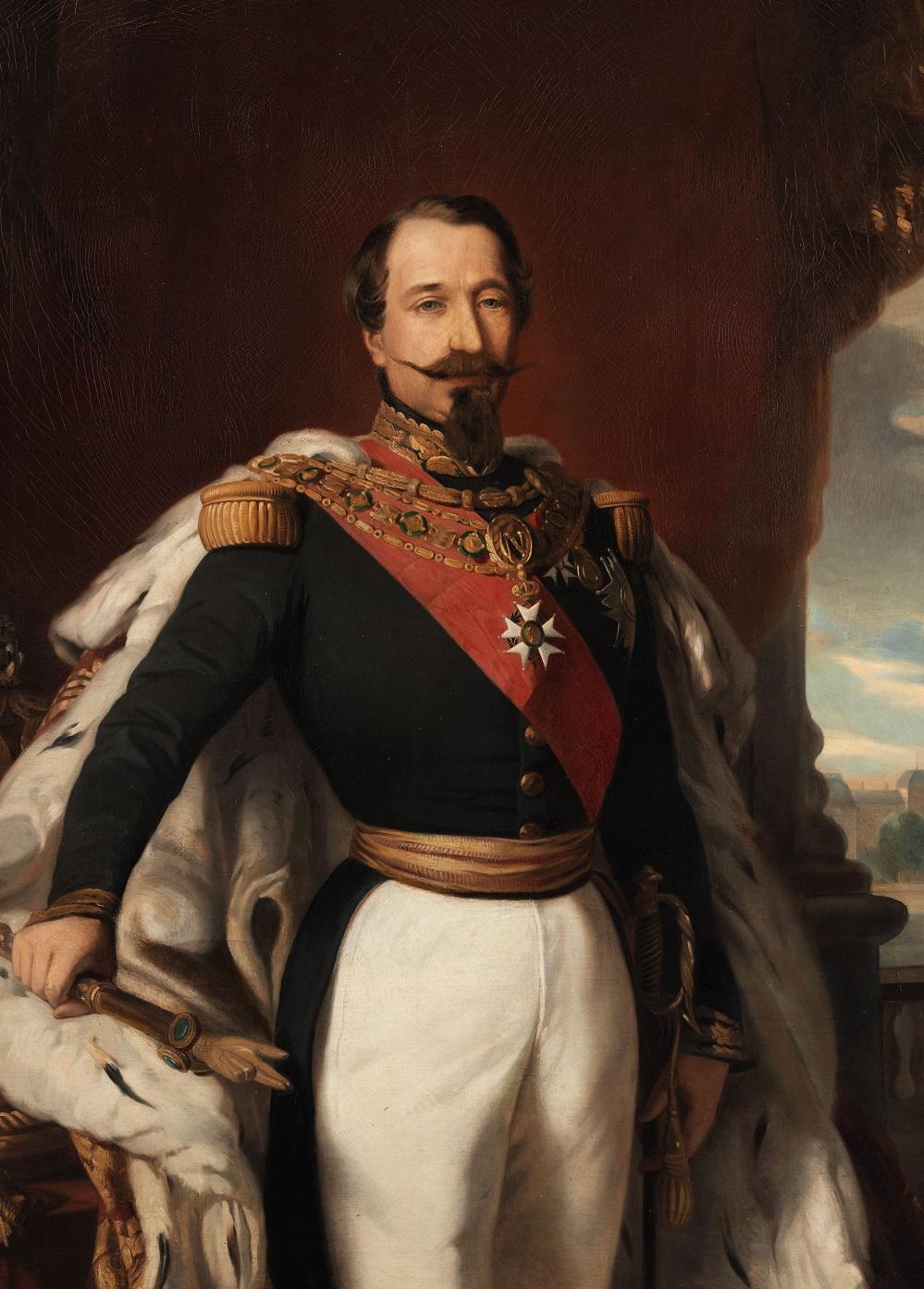 Napoleon III. přecení své síly.