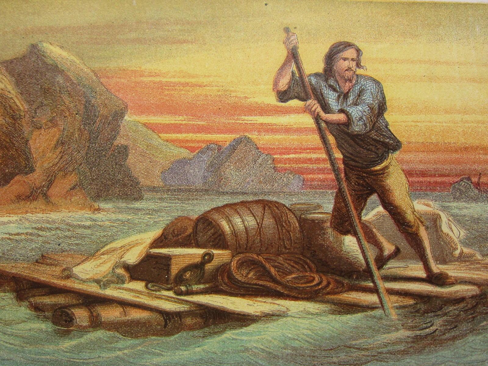 Selkirk byl zachráněn 2. února 1709 anglickou privatýrskou lodí Duke.