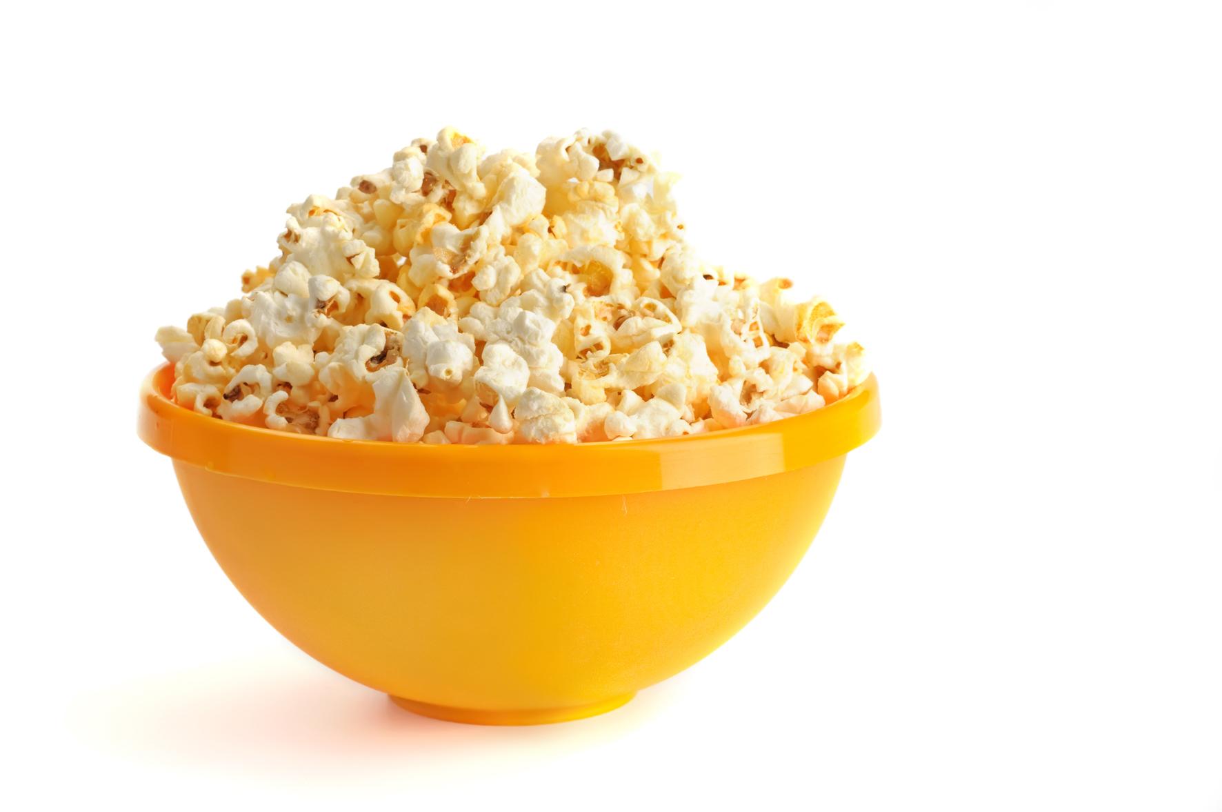 I milovníci popcornu mrazák využijí.