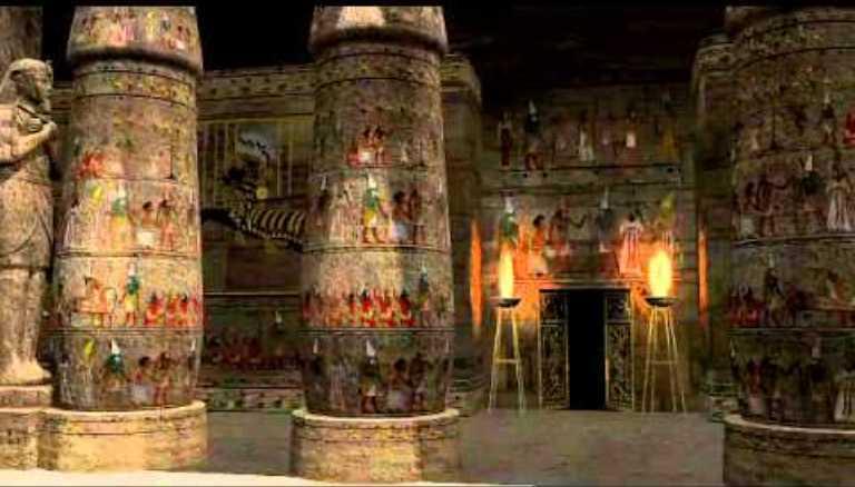 Existoval labyrint velkolepější než gízské pyramidy?