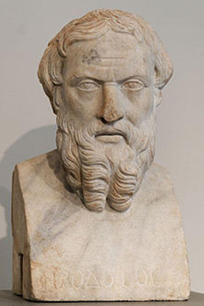 Hérodotos vylíčil labyrint jako obrovskou stavbu. Přeháněl ve svém líčení?