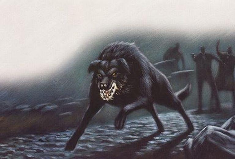 Historky o pekelných psech nejvíce kolují v Británii.