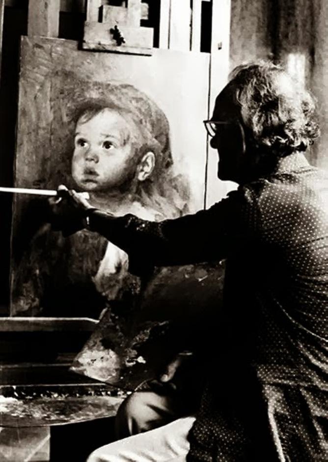 Měl autor obrazu malíř Bragolin nějaké nadpřirozené schopnosti?