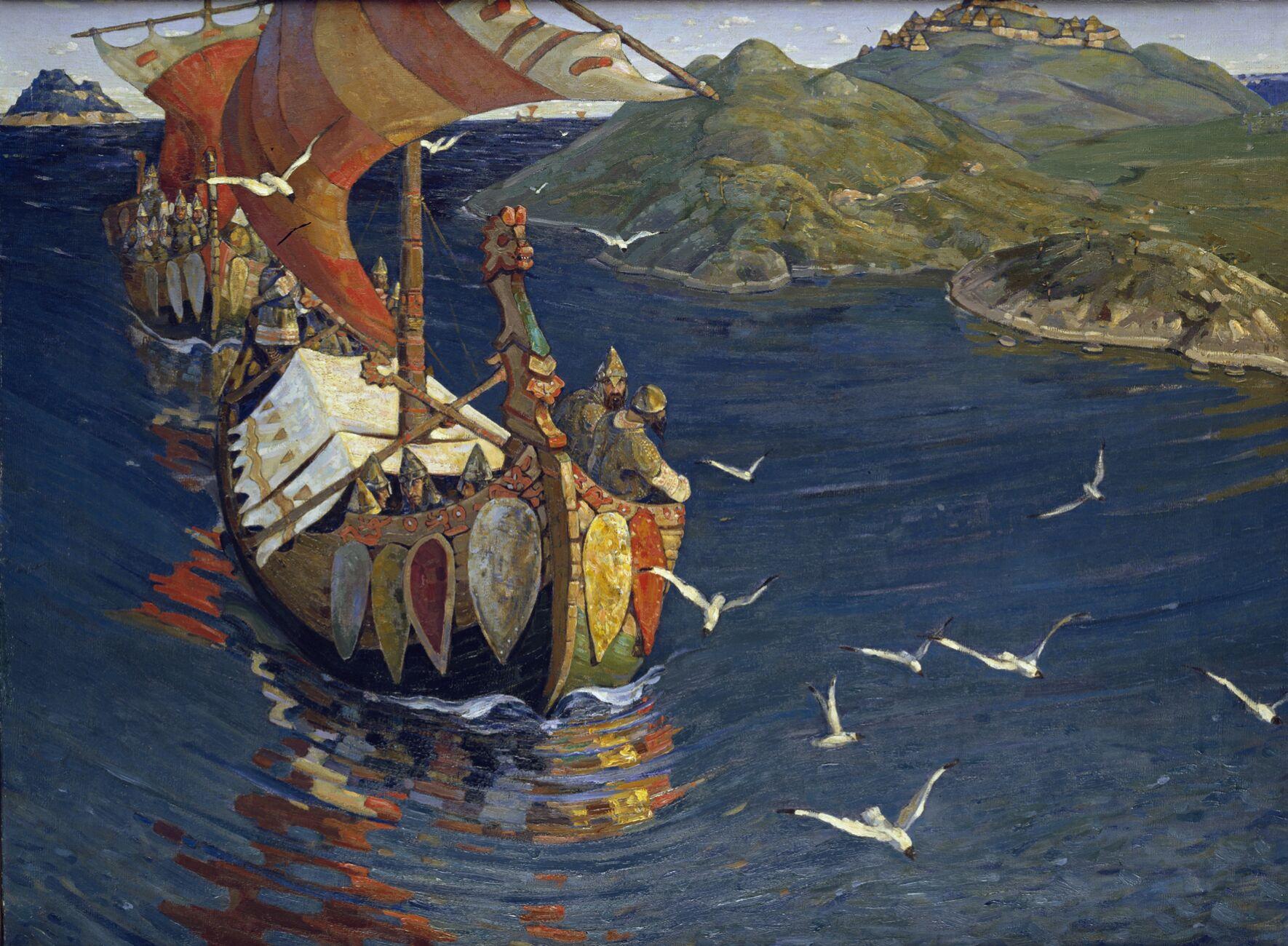 Vikingové se dostali do Ameriky dávno před Kolumbem.