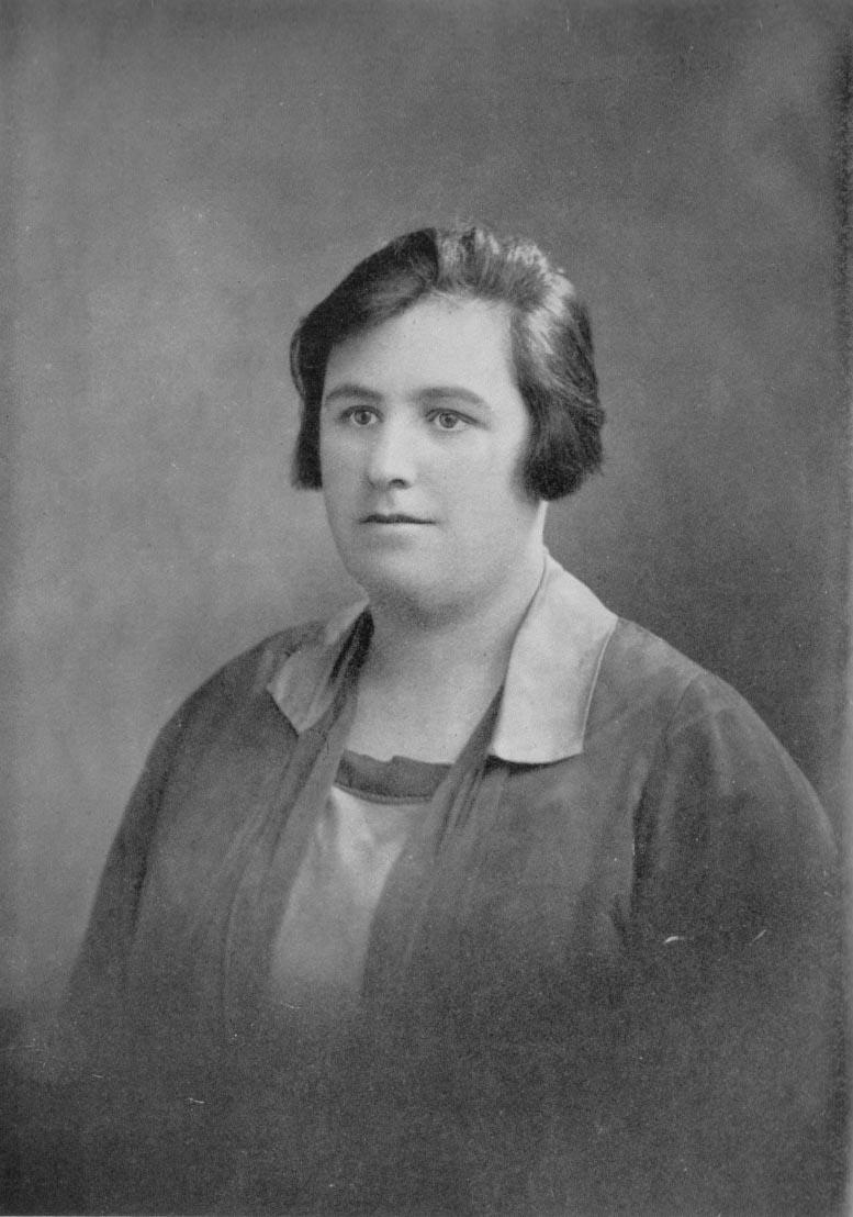 Helen Duncan své seance postavila na zájmu o ektoplazmu.