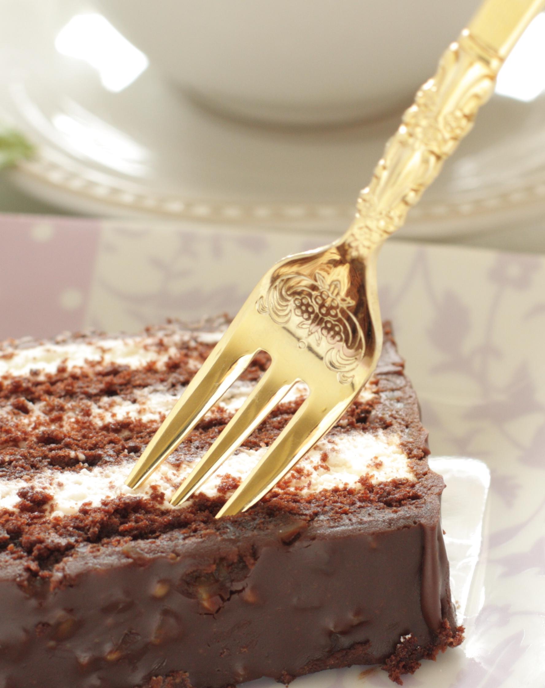 I když je ze zlata, je vidlička dlouhá léta považována za ďáblův nástroj.
