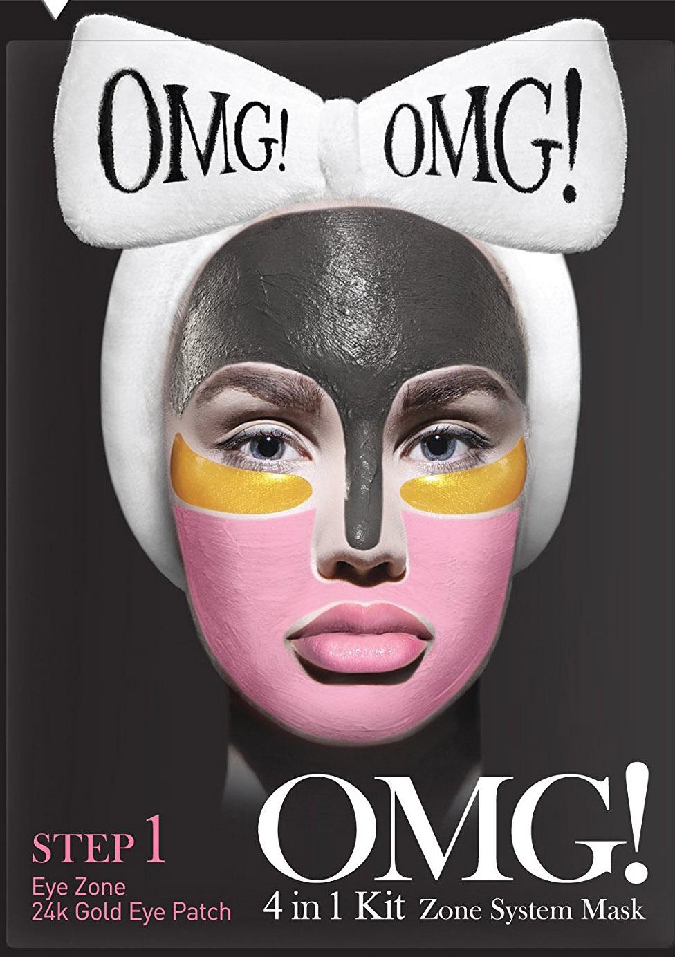 Každá část obličeje má jiné potřeby, proto nanášejte různé masky.