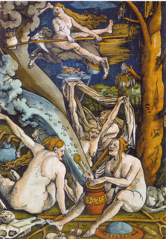 Katolická církev byla posedlá vírou v čarodějnice.