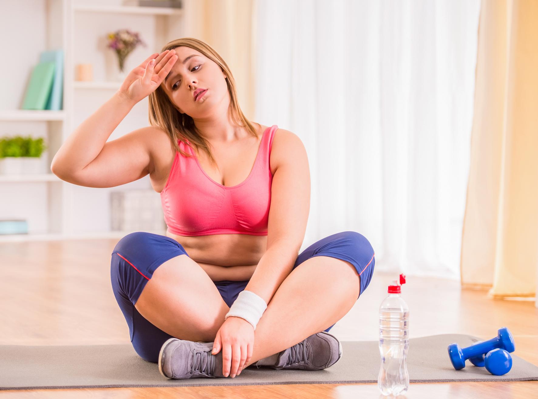 Proto má i štíhlá žena v průměru vyšší podíl tukové tkáně než muž (15 – 25 % oproti 10 – 20 % u muže).