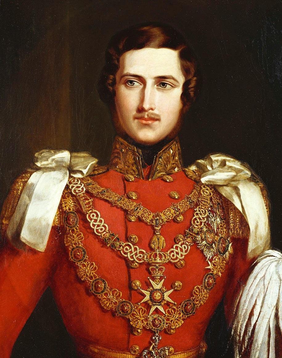 Mezi Brity není princ Albert zrovna dvakrát oblíbený.