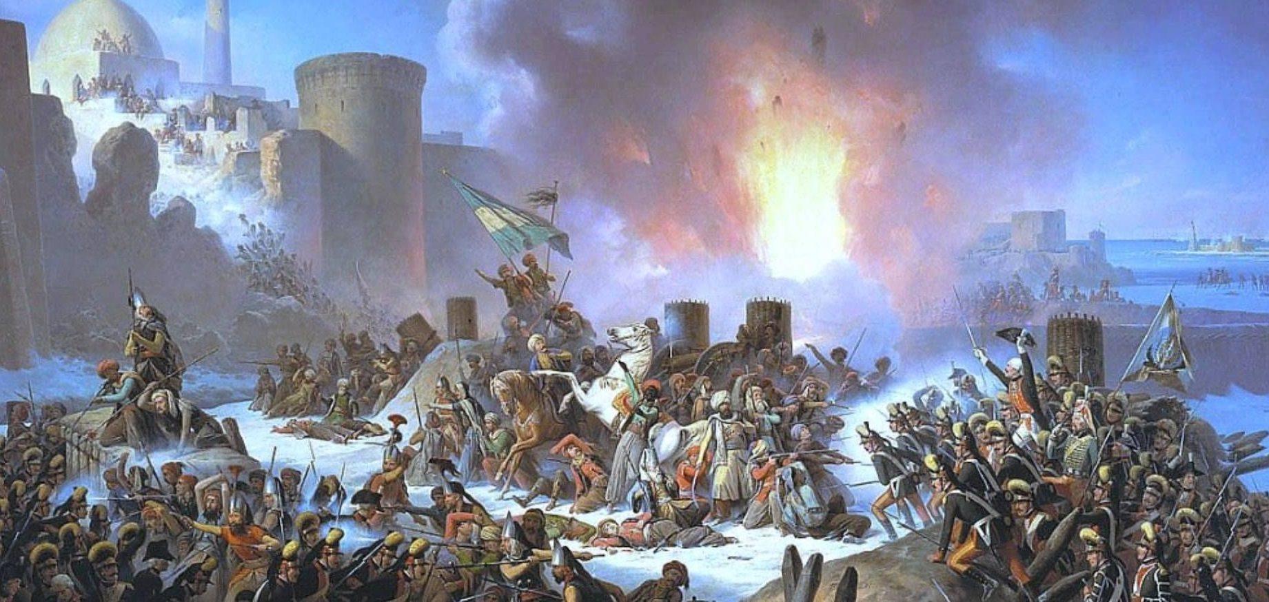 V bitvě u Karánsebes si Rakušané uříznou ostudu. Zaútočí na vlastní vojsko.