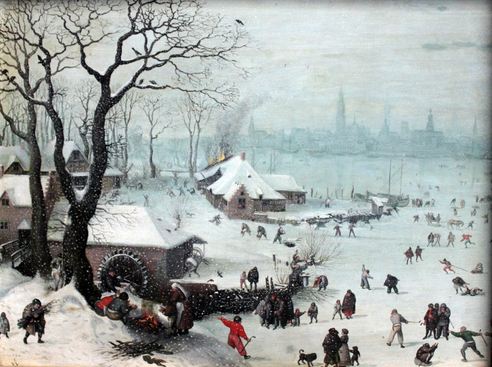 Malá doba ledová odstartovala už ve 14. století.