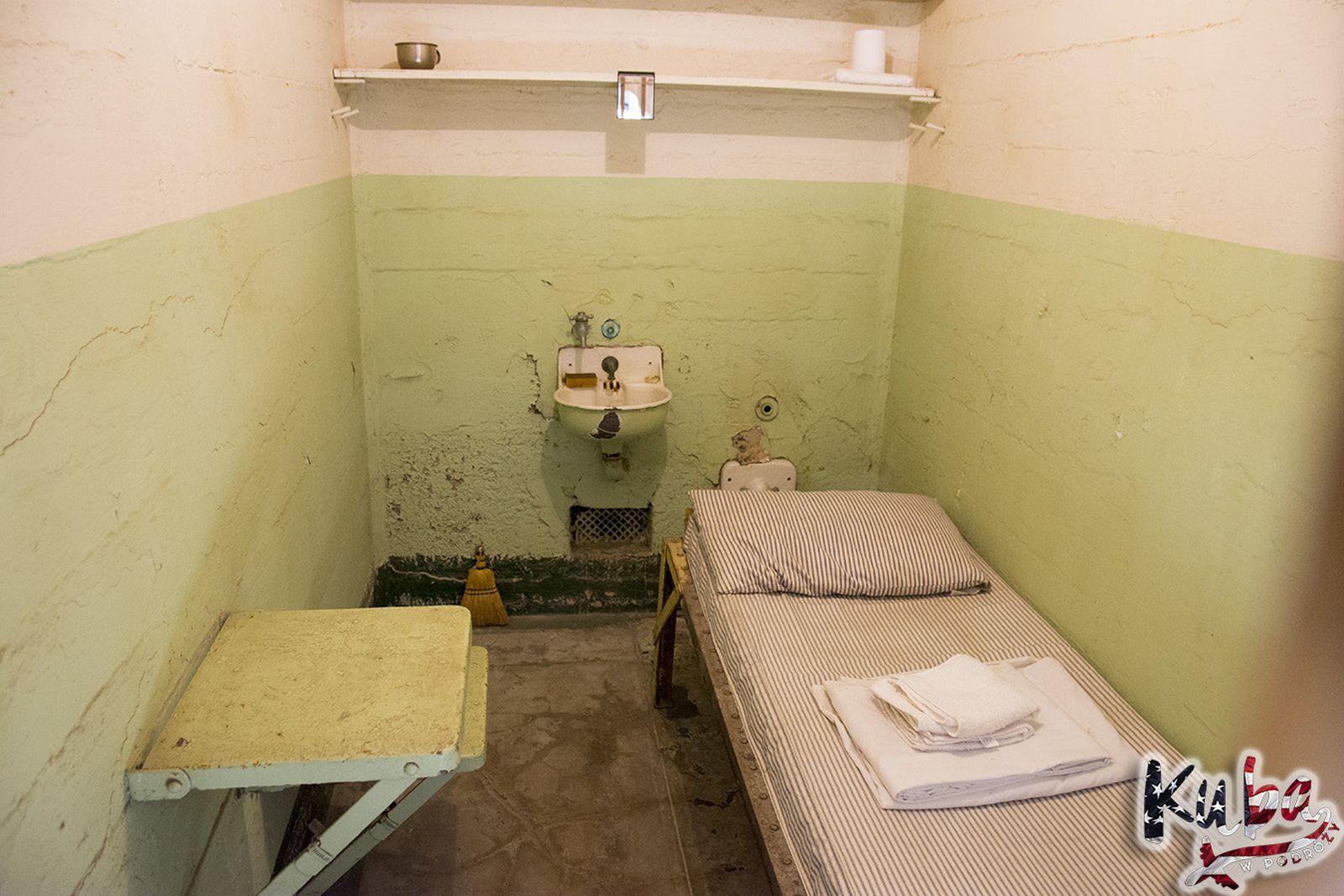 Alcatraz navštíví ročně asi milion turistů.