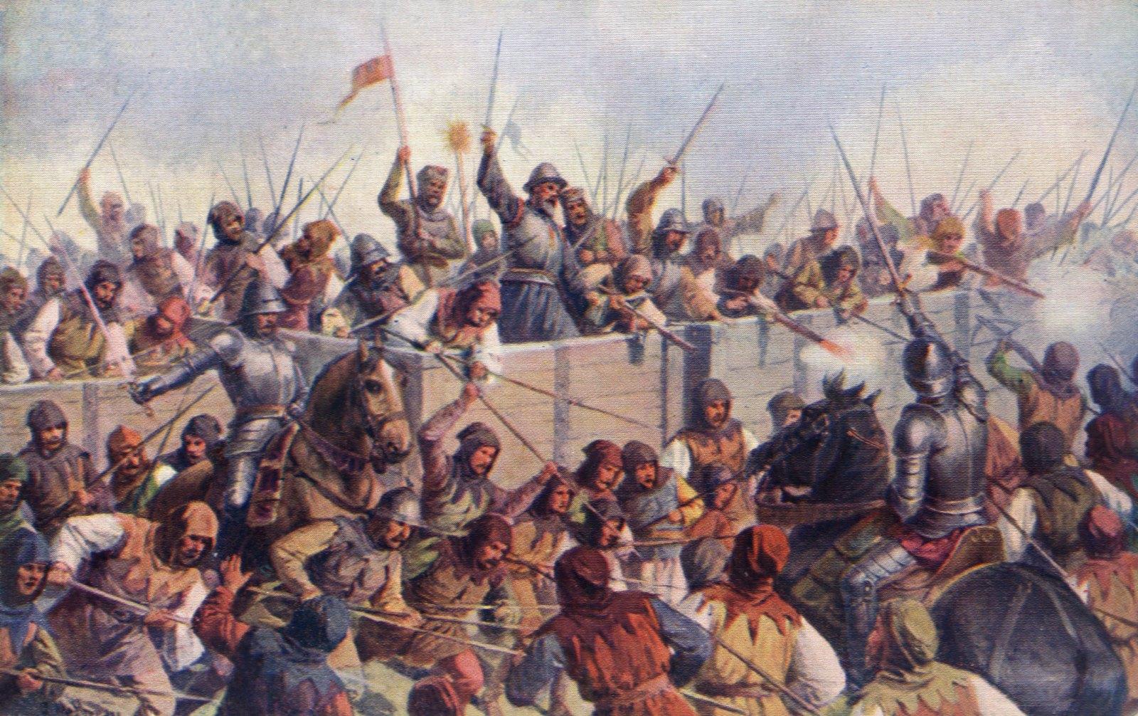 Po husitských válkách se situace s hladomorem zlepšila.