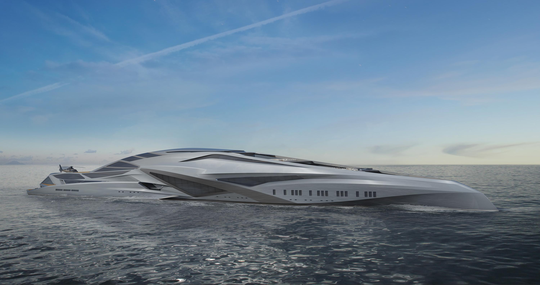 Mělo by jít o dosud největší jachtu, která kdy spatřila světlo světa