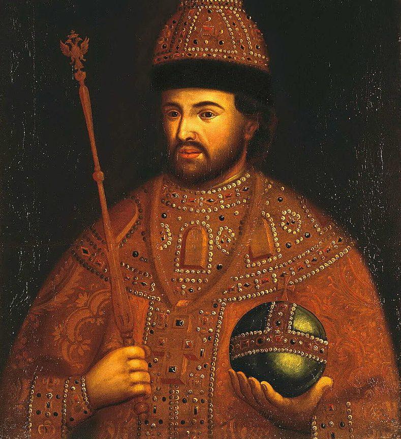 O politiku se Ivan V. příliš nezajímal. Byl slabý a neduživý, daleko víc se věnoval rodině.