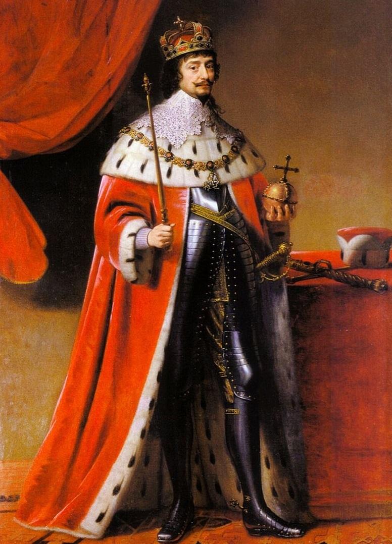 Fridrich Falcký chce katedrálu očistit od zbytečných předmětů.