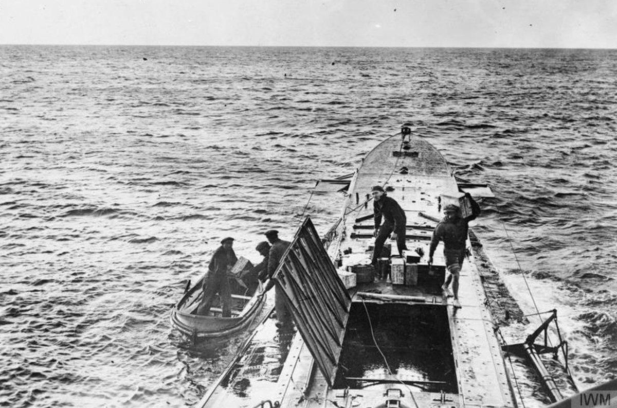 U-35 se může označovat za šťastný člun, jelikož na její palubě nikdo nezahynul či neutrpěl vážnější zranění.