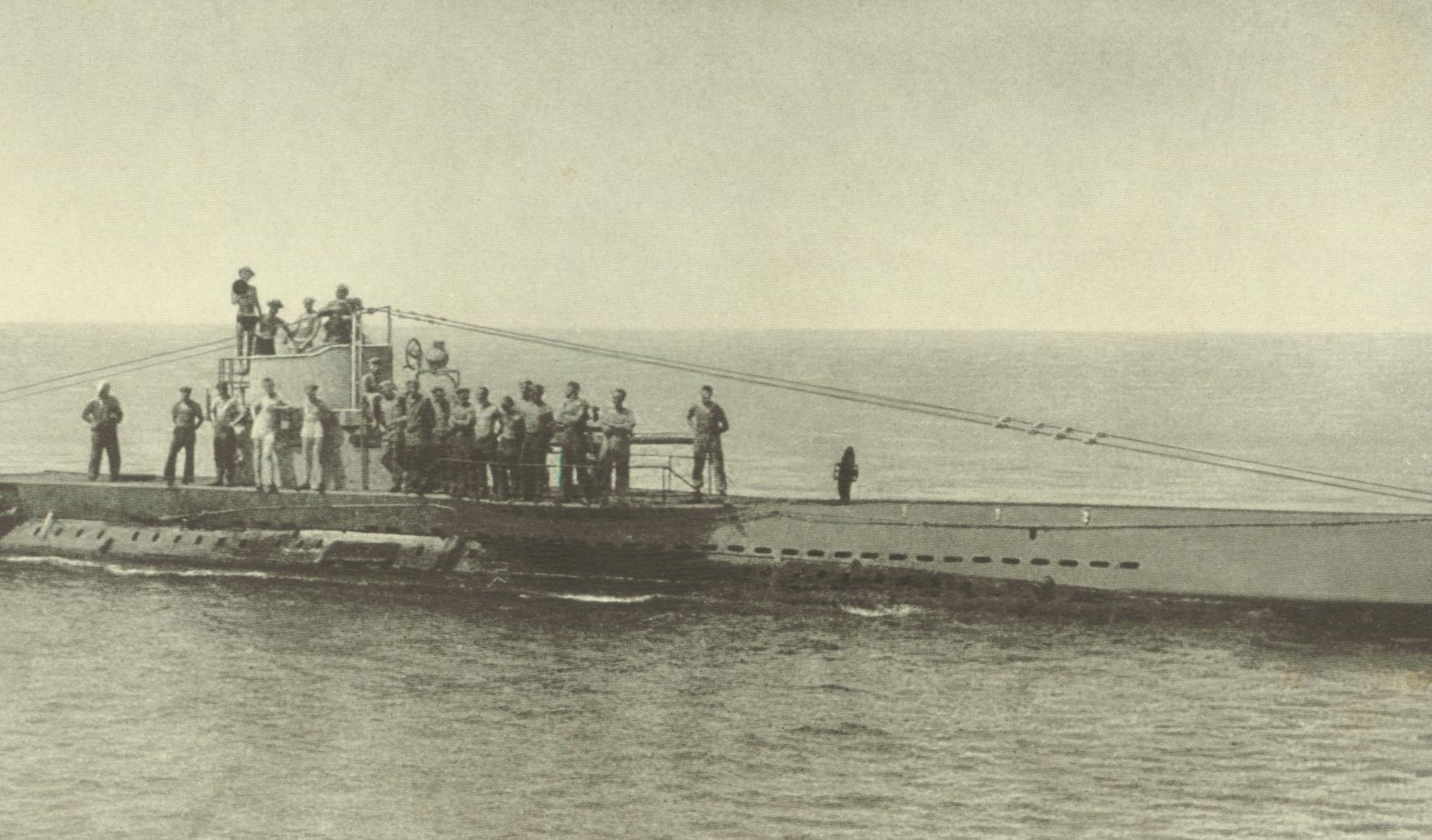 Na podzim 1916 torpédovala U-35 transportní loď Gallia, což se změnilo v nepěkný masakr, neboť zde zahynulo 1338 vojáků.