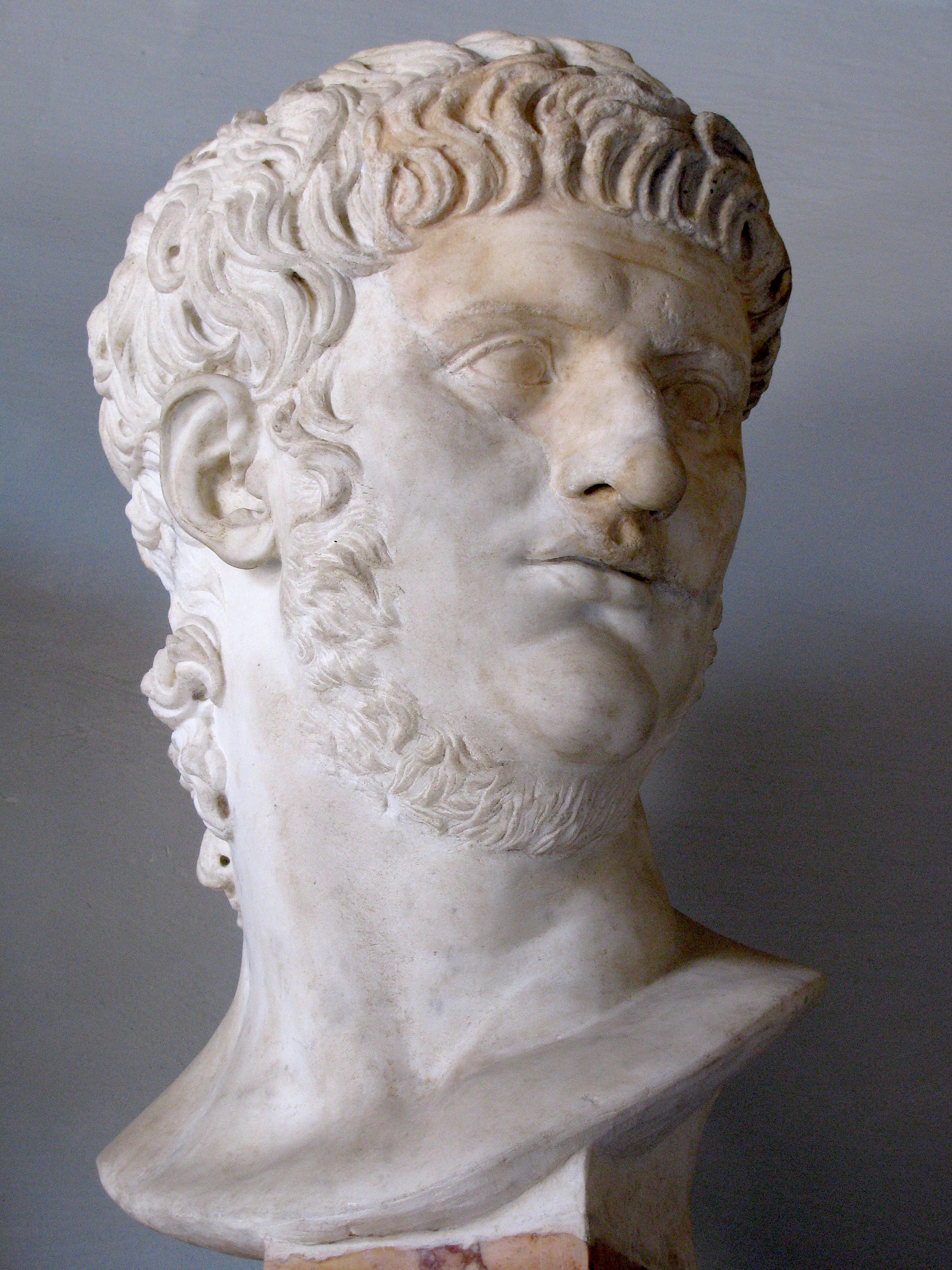 Nero se stal římským císařem v necelých sedmnácti letech. O politiku se zprvu příliš nezajímal.