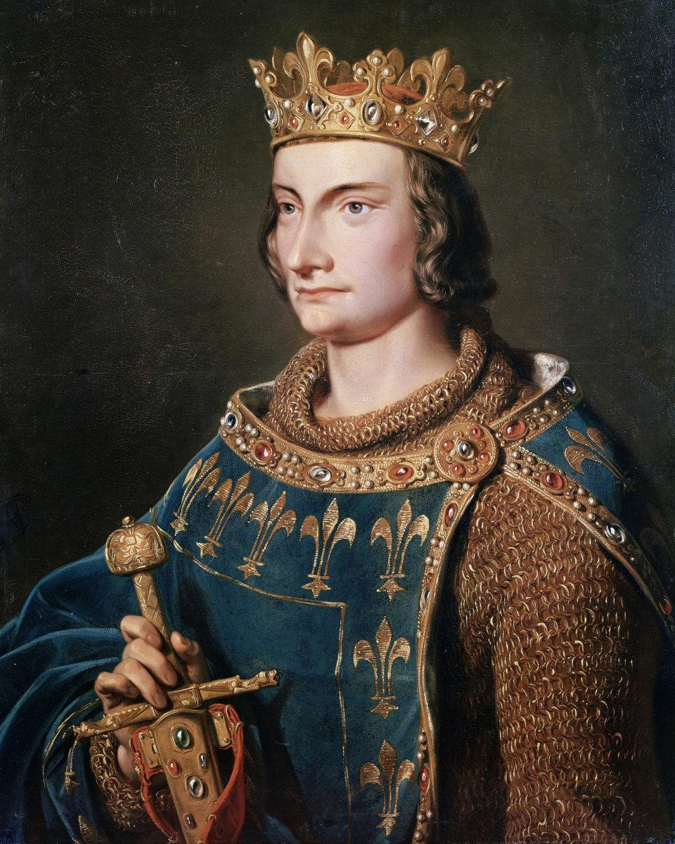 Filip IV. obvinil templáře ze sodomie, zapírání Krista a dalších excesů.