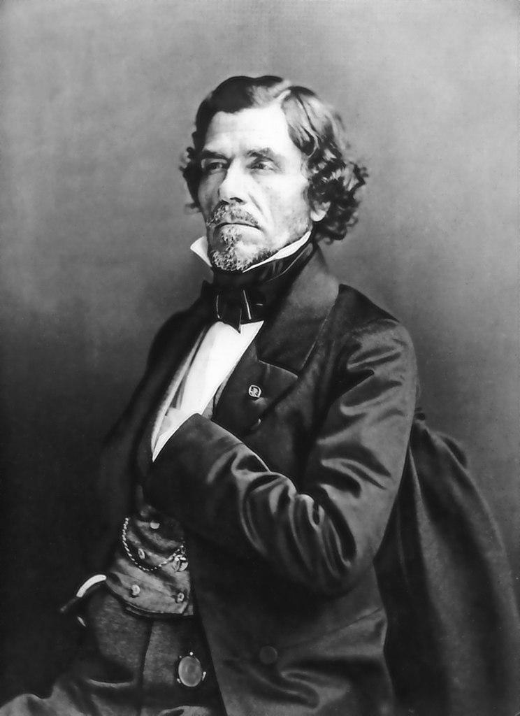 Modely pro jednotlivé postavy na obraze Géricaultovi stáli přátelé a kolegové malíři. Jedním z nich je i slavný Eugène Delacroix.